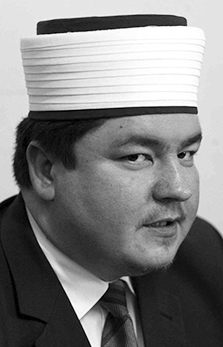 Tomasz Miskiewicz - Polish mufti of the Muslim Religious Association