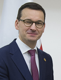 PM Mateusz Morawiecki    Chancellery of the Prime Minister of Poland in public domain