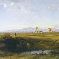 Jean-Achille_Benouville_-_A_View_of_the_Roman_Countryside_-_Google_Art_Project