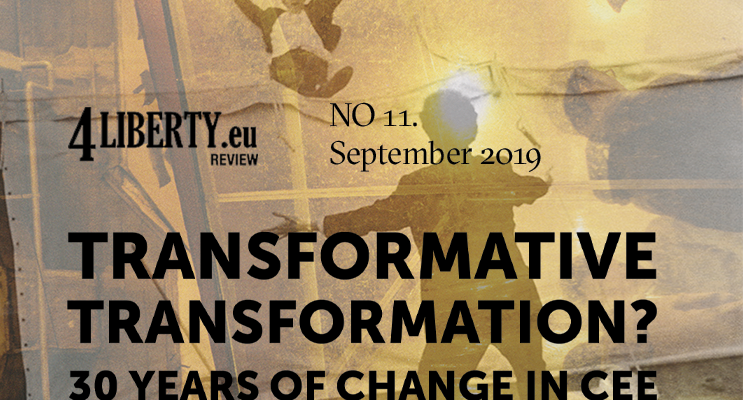Transformative Transformation? 30 Years of Change in CEE