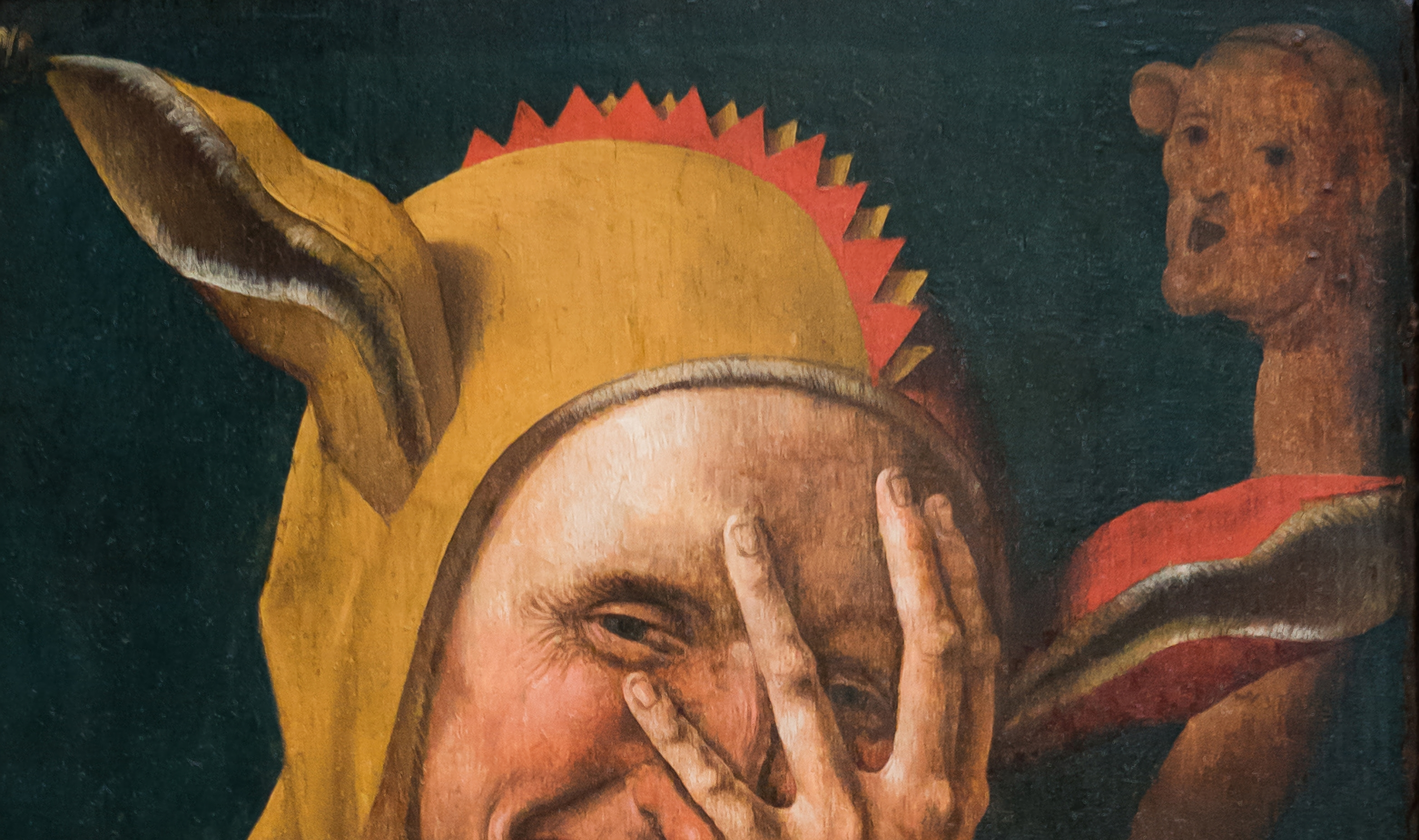 Laughing_Fool-satire-painting