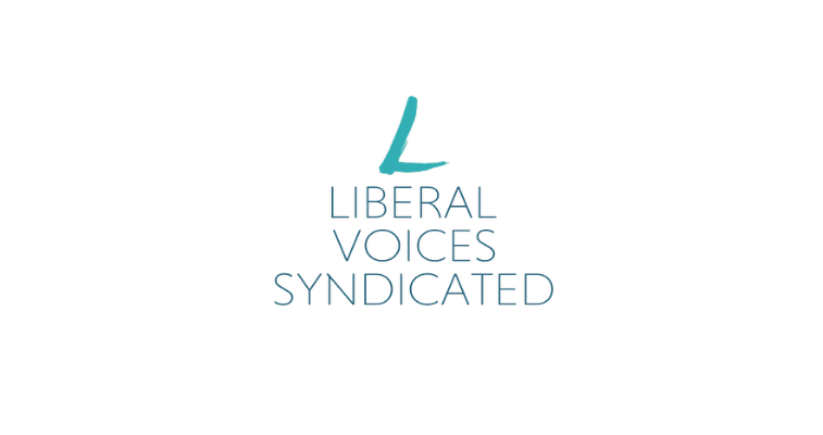 Liberal Voices Syndicated logo option