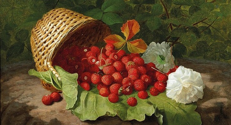 741px-William_Hammer_-_A_Basket_of_Strawberries