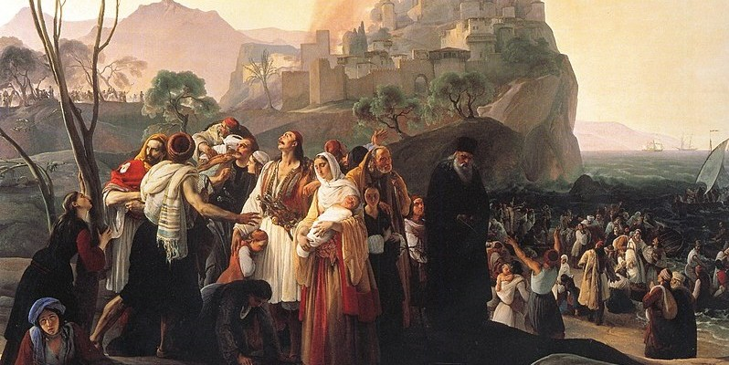 800px-Francesco_Hayez_-_The_Refugees_of_Parga_-_WGA11213