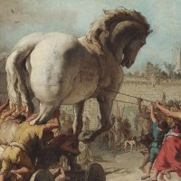 779px-The_Procession_of_the_Trojan_Horse_in_Troy_by_Giovanni_Domenico_Tiepolo_(cropped)