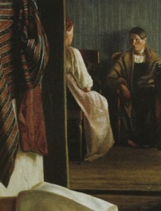 Reflection_in_the_mirror_by_G.Soroka_(c.1850,_Russian_museum)