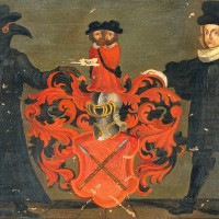 Theodore_Zwinger_III_(1658-1724);_coat_of_arms_with_portrait_Wellcome_V0018112-edit